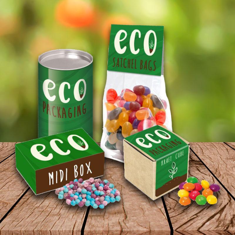 Eco Friendly Food & Drink