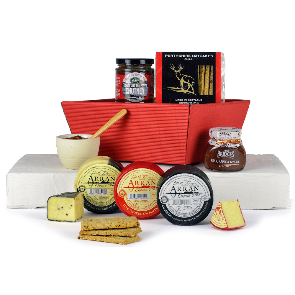 Express Cheese Hampers