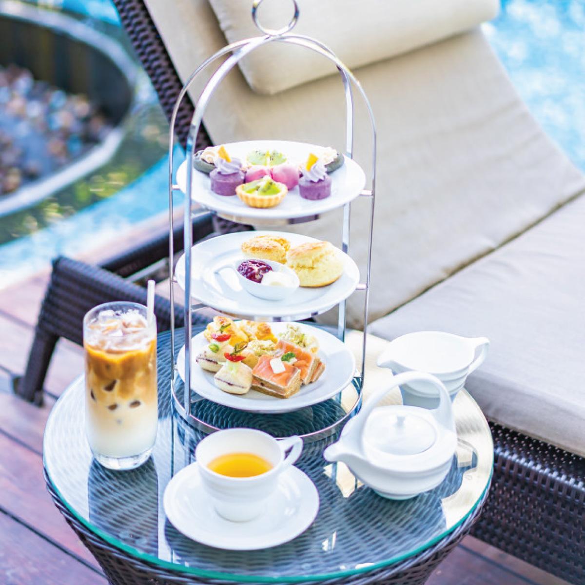 Afternoon Tea Summer Hampers