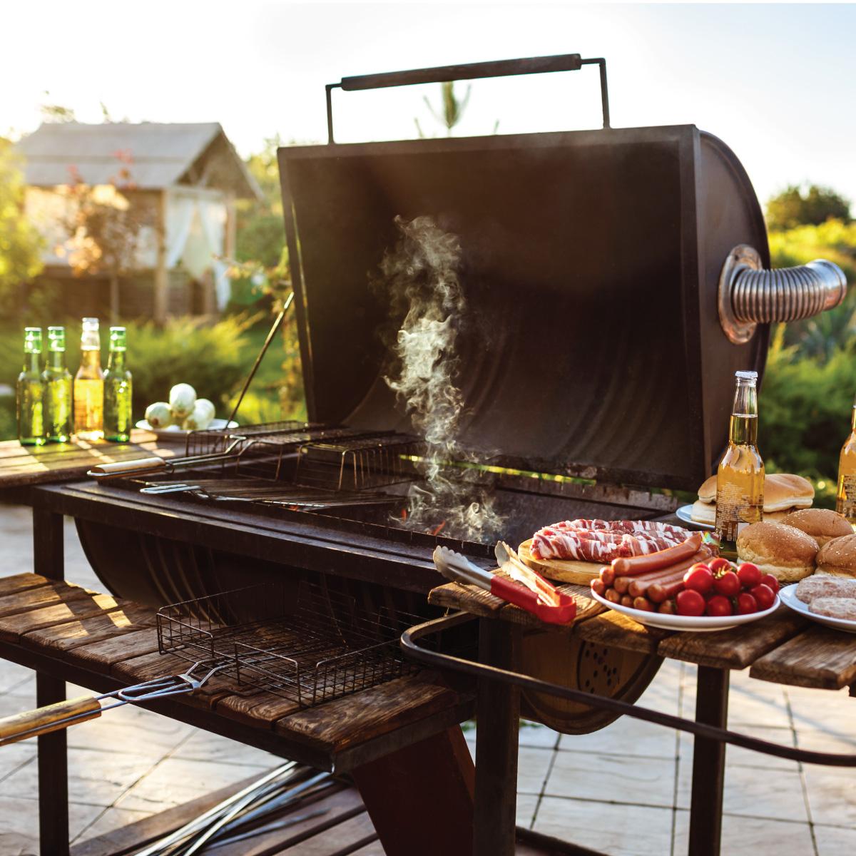 BBQ Summer Hampers